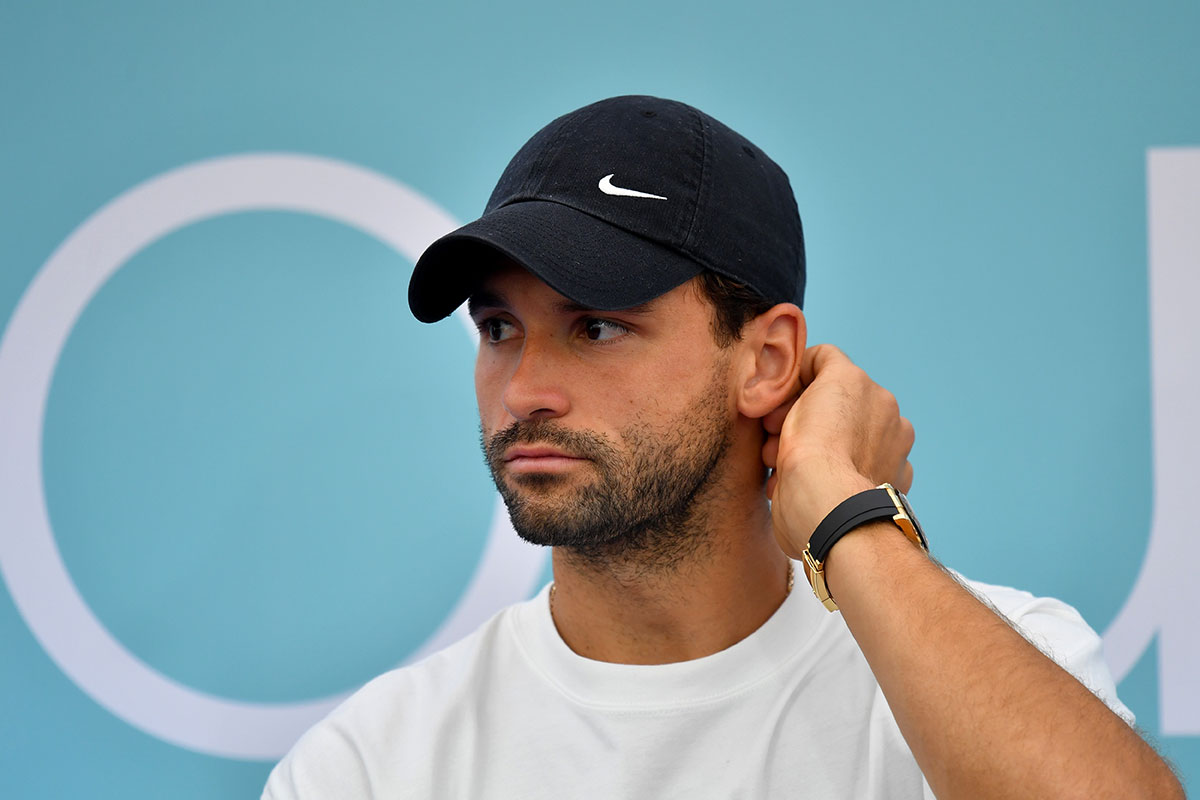 Tennis: le coronavirus s'invite à l'Adria Tour de Djokovic