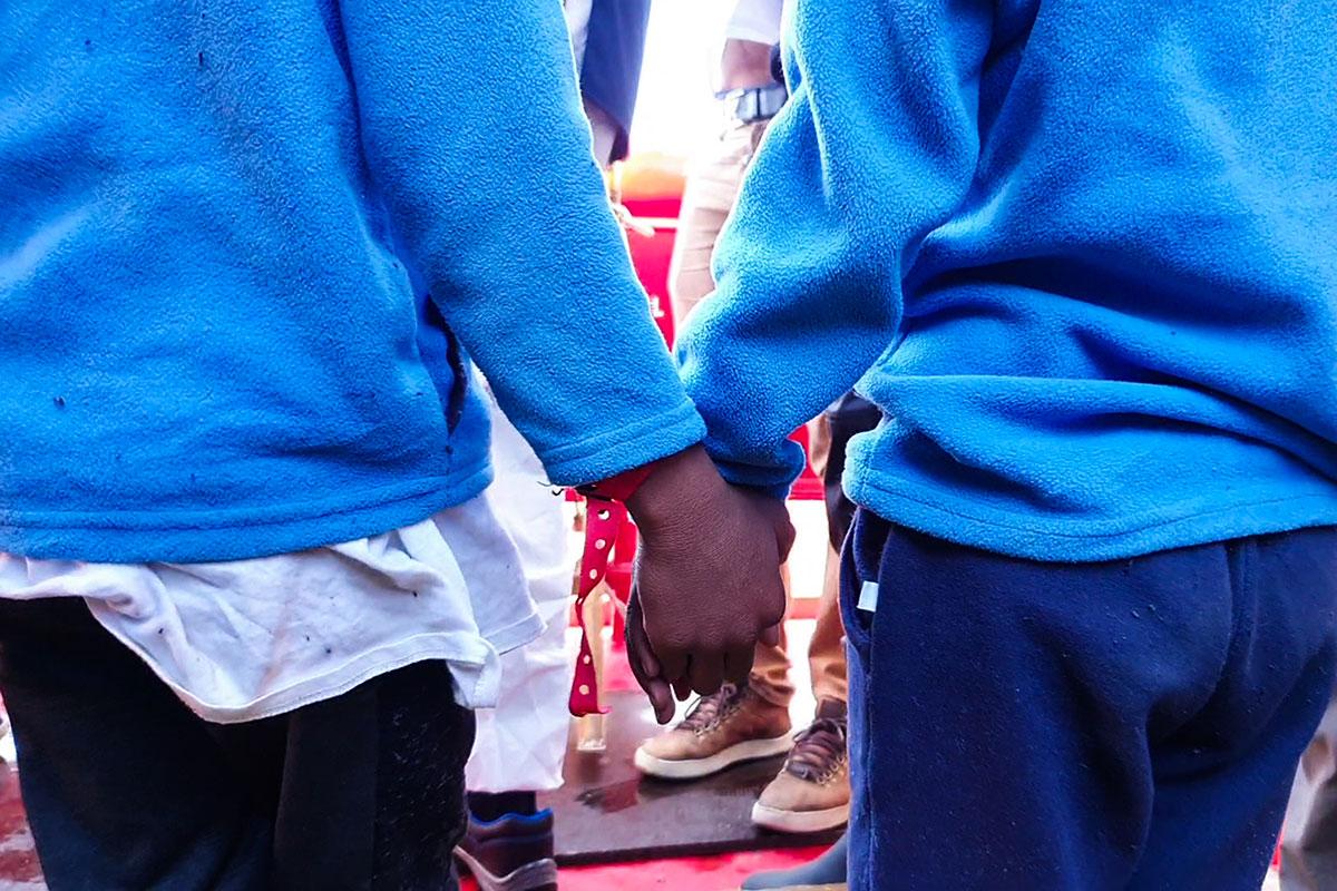 Migrants: l'Ocean Viking reprend ses sauvetages en Méditerranée après trois mois d'arrêt