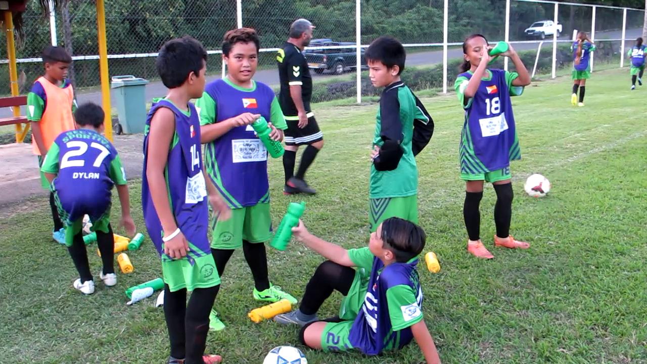 Le football fait école aux Marquises