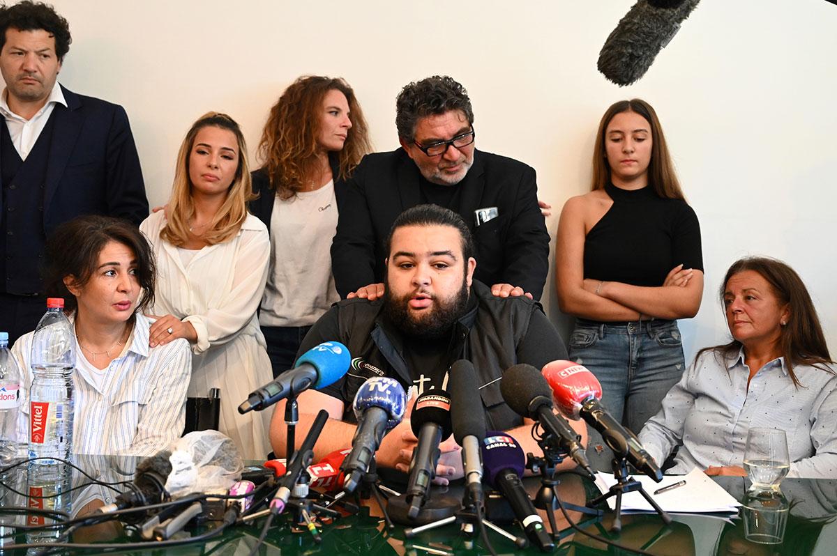 """Mort de Cédric Chouviat : les policiers, """"catastrophés"""", disent ne pas avoir entendu """"j'étouffe"""""""