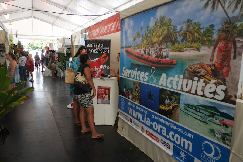 Tourisme : Mini salon, grands espoirs