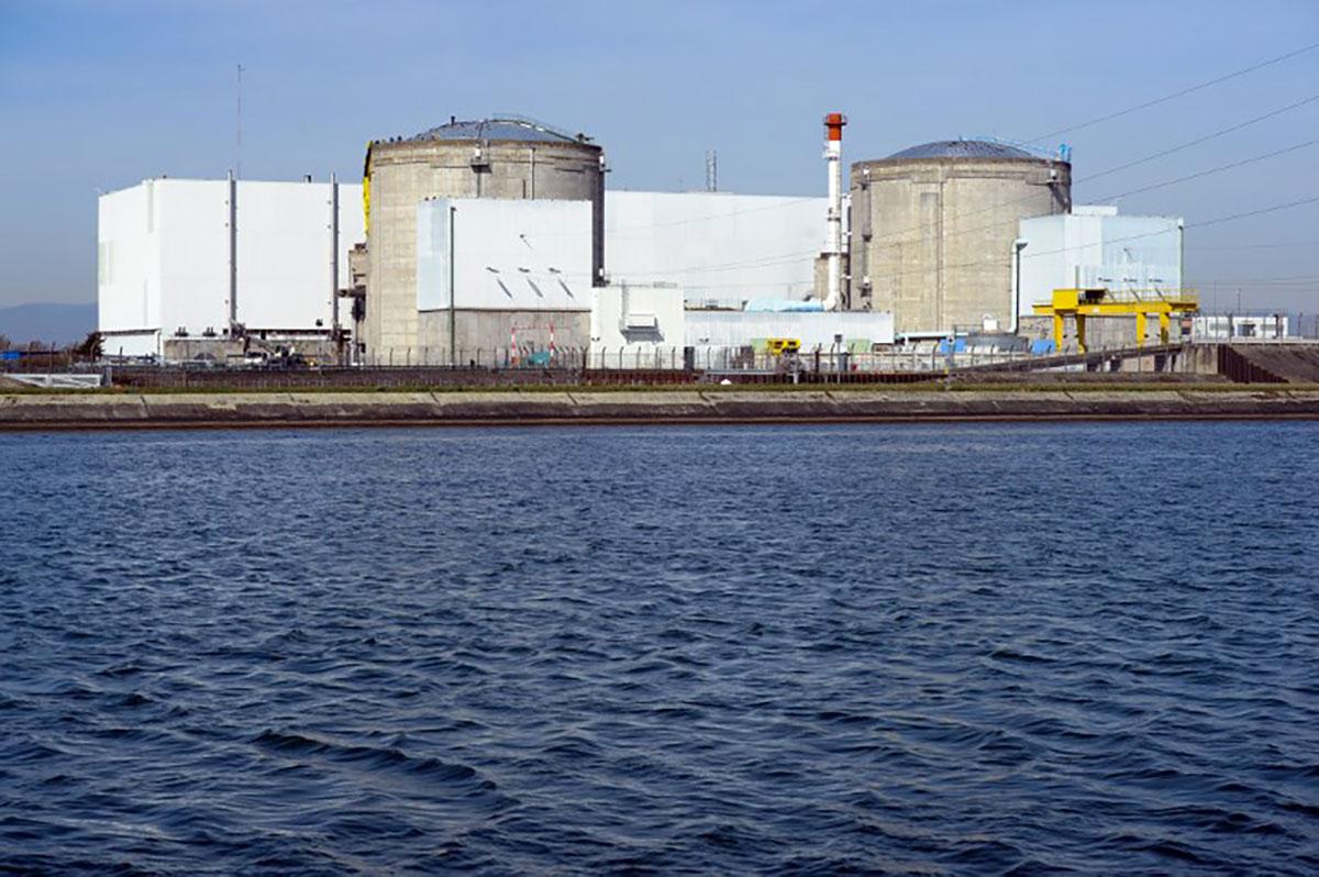 Arrêt automatique du réacteur de la centrale de Fessenheim quatre jours avant sa fermeture programmée