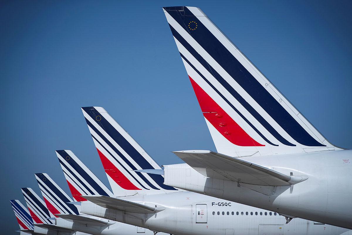 Le groupe Air France veut supprimer plus de 7.500 postes d'ici fin 2022
