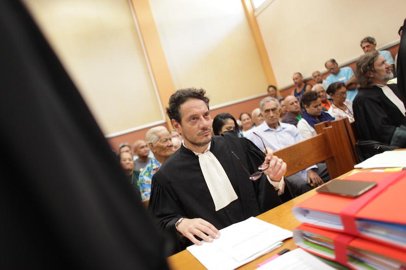 Affaire Tefana : Me Koubbi entendu à Paris