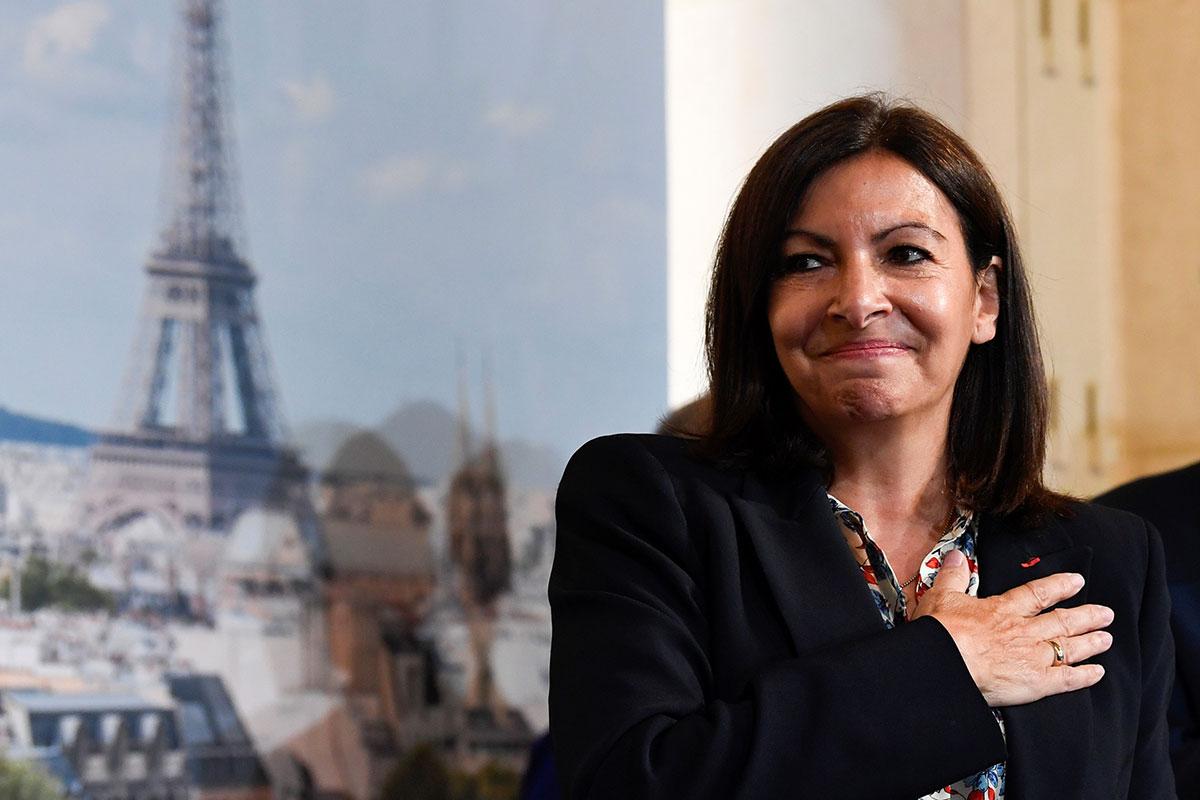 Hidalgo officiellement réélue à Paris, avec une équipe de 37 adjoints