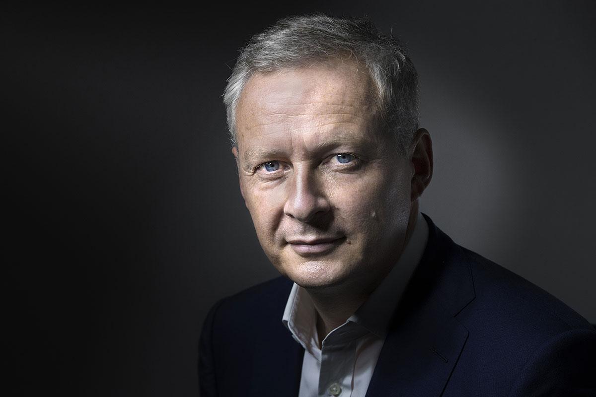 Bruno Le Maire, pilier du gouvernement pour piloter la relance