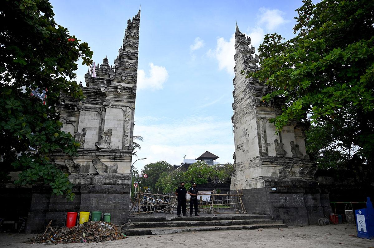Bali prévoit de rouvrir en septembre aux touristes étrangers