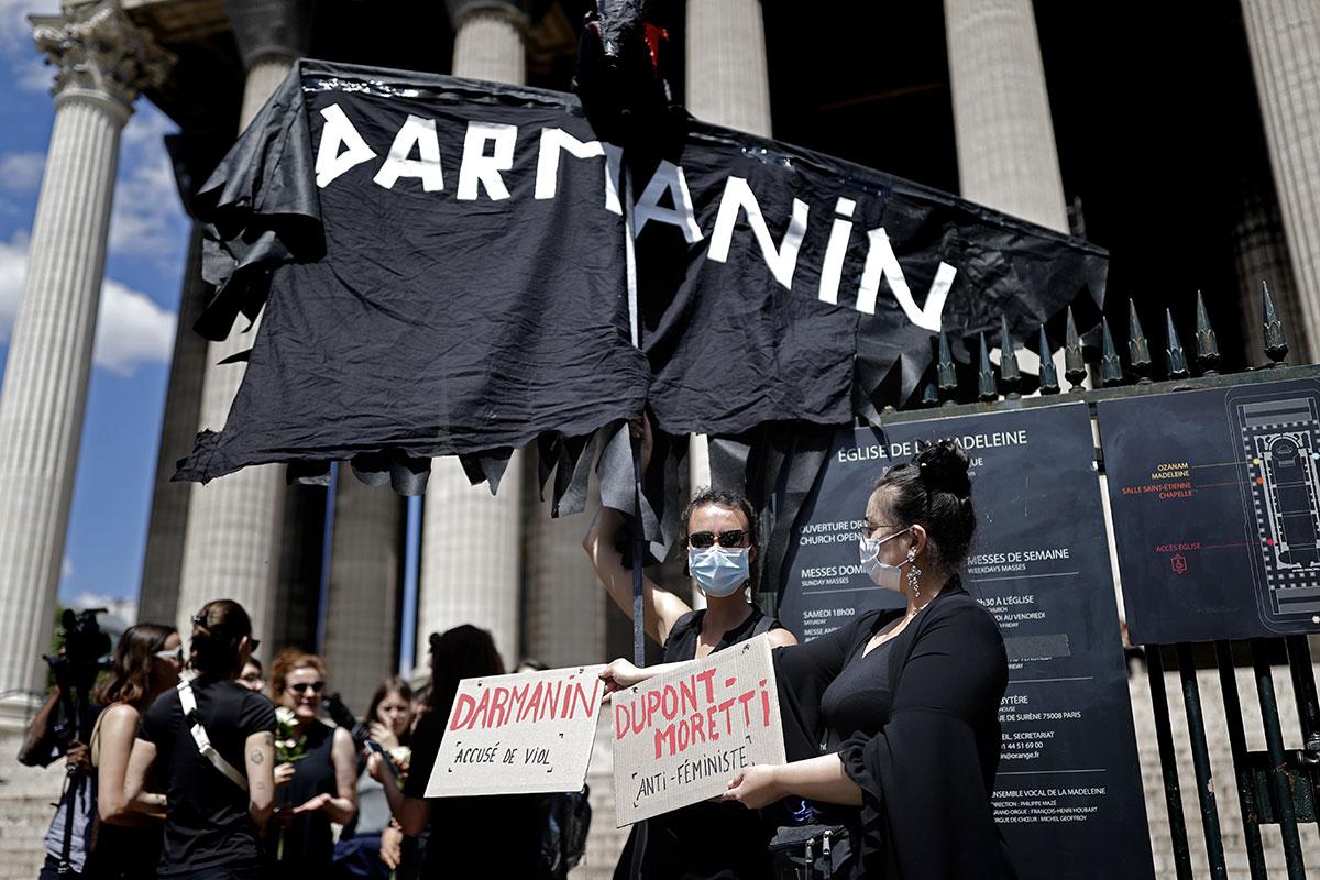 """Violences sexuelles: des féministes dénoncent un """"remaniement de la honte"""""""
