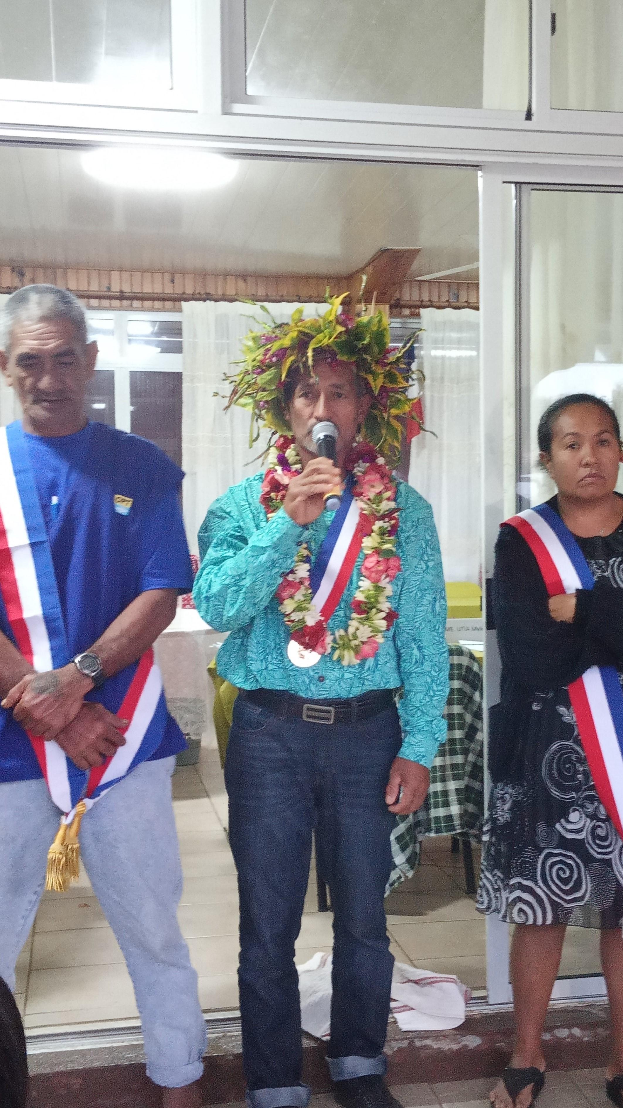 Artigas Hatitio élu maire, pour une voix