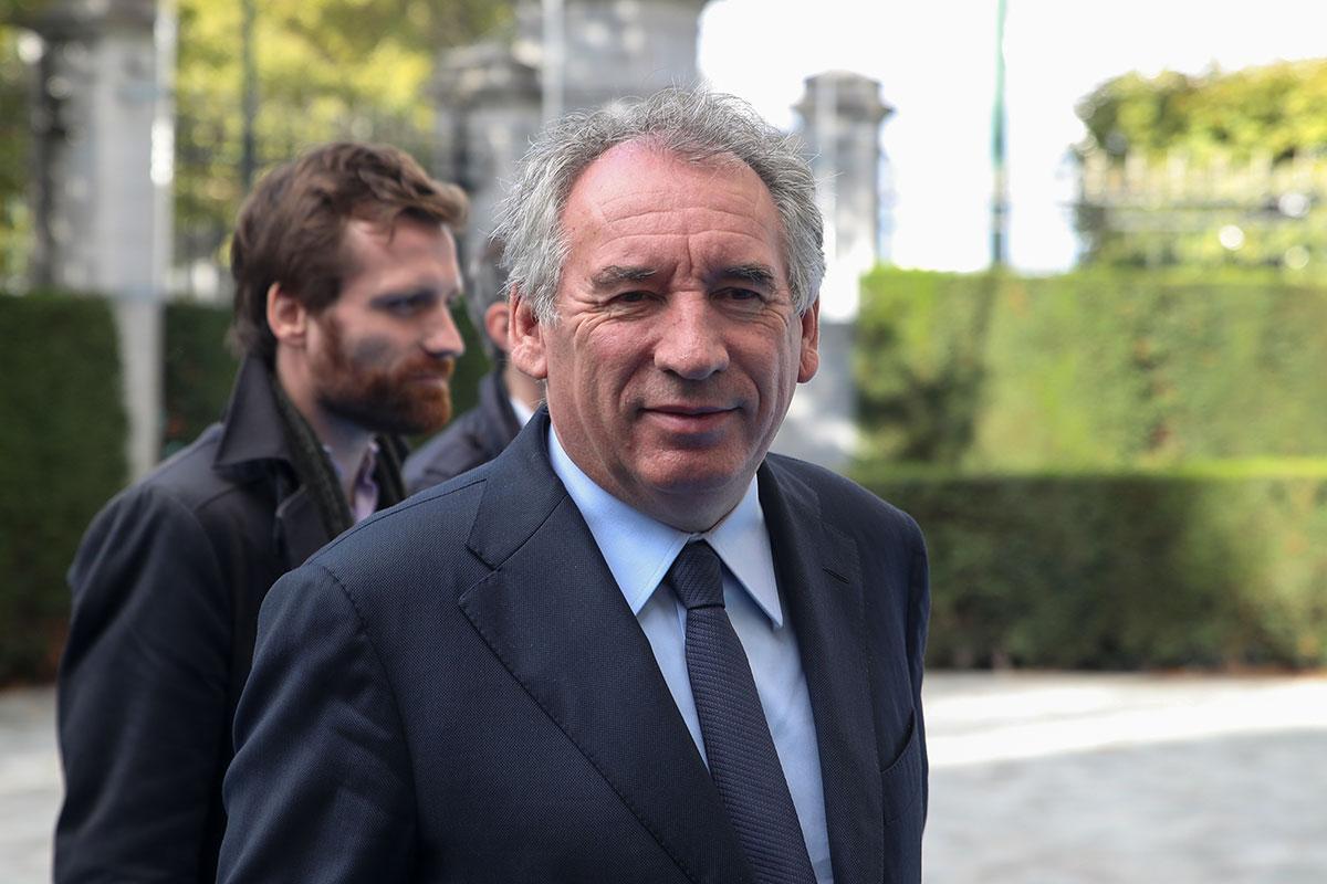 Castex n'exclut pas de nommer Bayrou à la tête d'un Haut-Commissariat au Plan