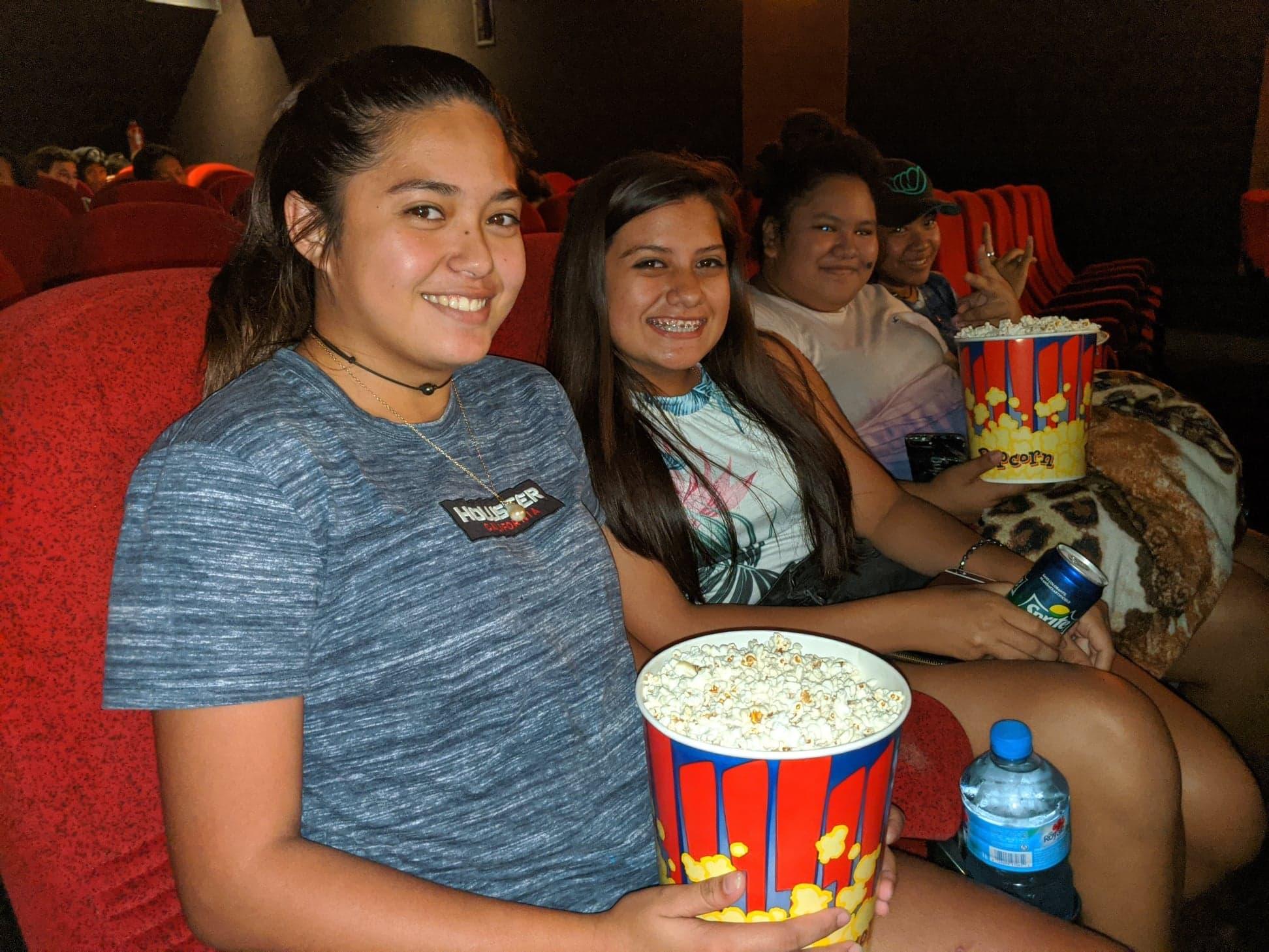 Un scénario compliqué pour la réouverture des cinémas