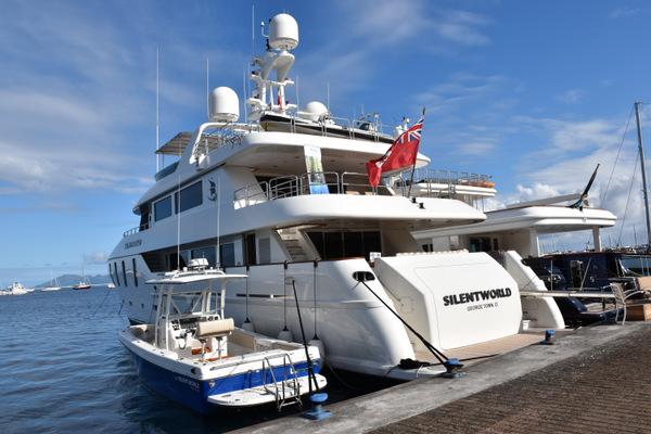 Séjours réduits pour les navires de plaisance étrangers