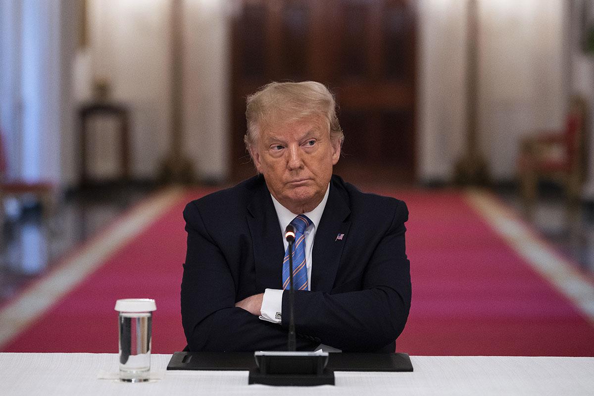 La Cour suprême inflige un revers majeur à Trump sur ses déclarations d'impôt