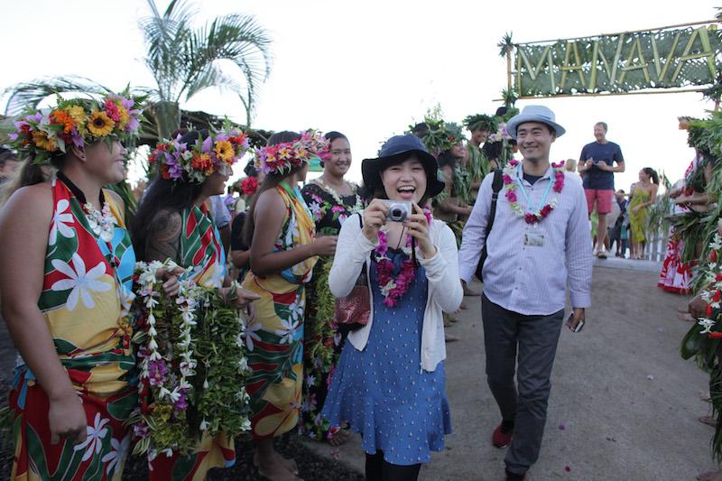 Comment la Polynésie dépend du tourisme