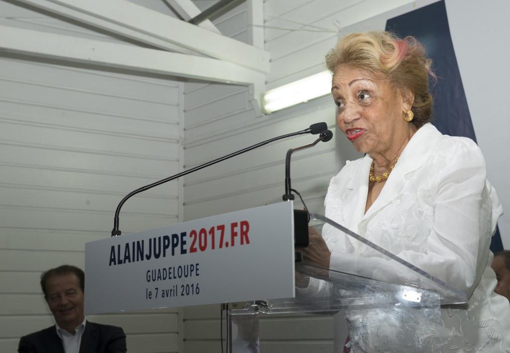 Lucette Michaux-Chevry placée en garde à vue en Guadeloupe