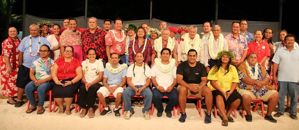 Une fédération pour les 24 quartiers de Bora Bora