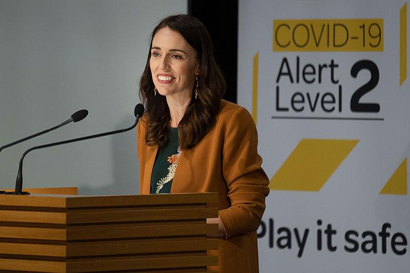 L'opposition néo-zélandaise désigne une candidate pour affronter Jacinda Ardern