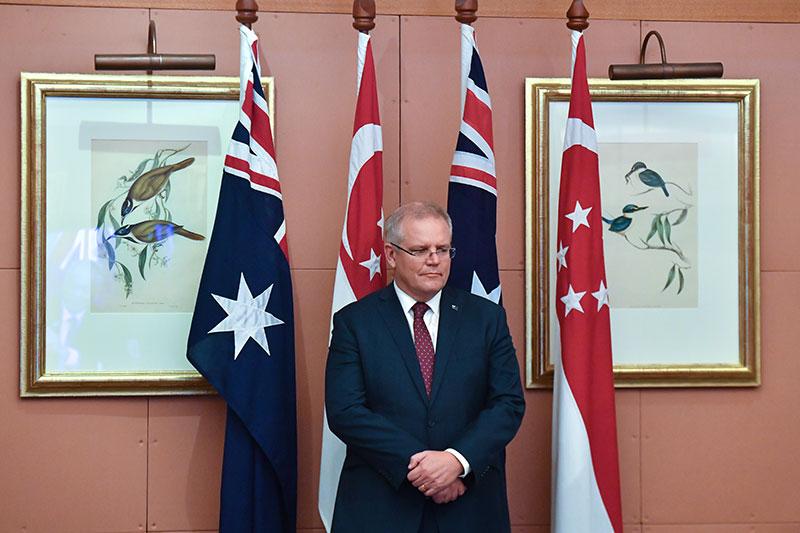 Pandémie: l'Australie annonce 1,2 milliard d'euros pour aider à la reconversion