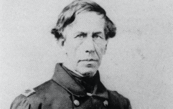 Charles Wilkes, le vrai capitaine Achab