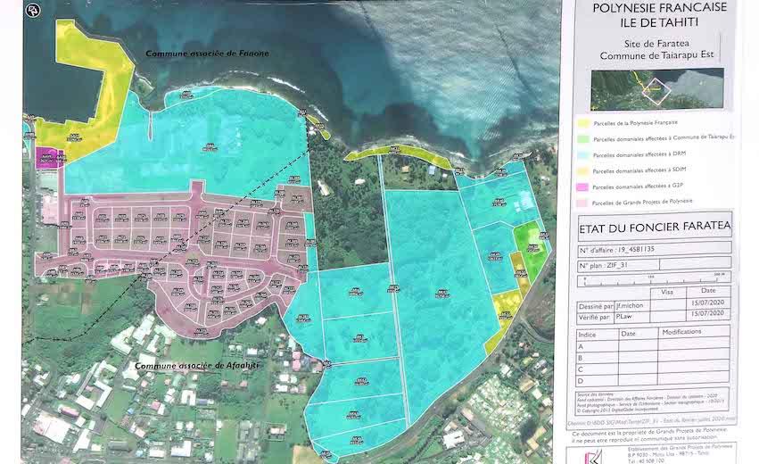 """A Faratea, le Pays veut un """"grenier bleu"""""""