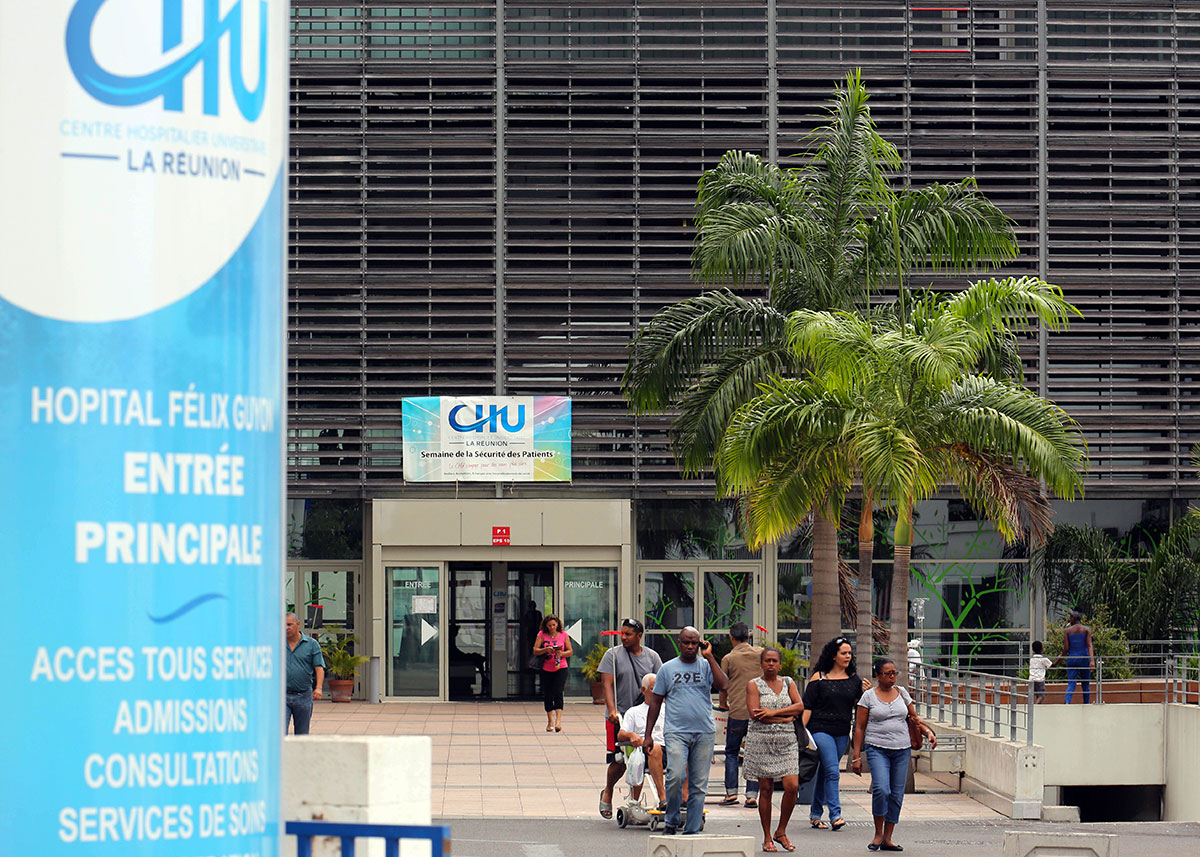 Coronavirus: la contamination progresse à la Réunion par importation de cas