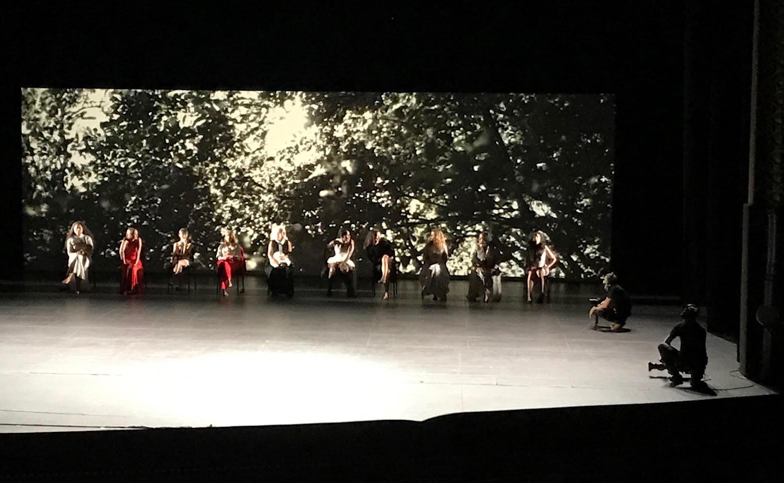 Mahealani Amaru joue en reo tahiti à Paris !
