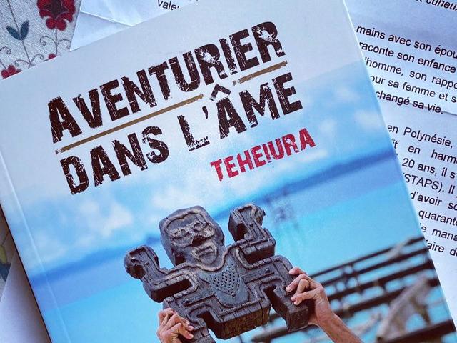 L'autobiographie de Teheiura en prévente