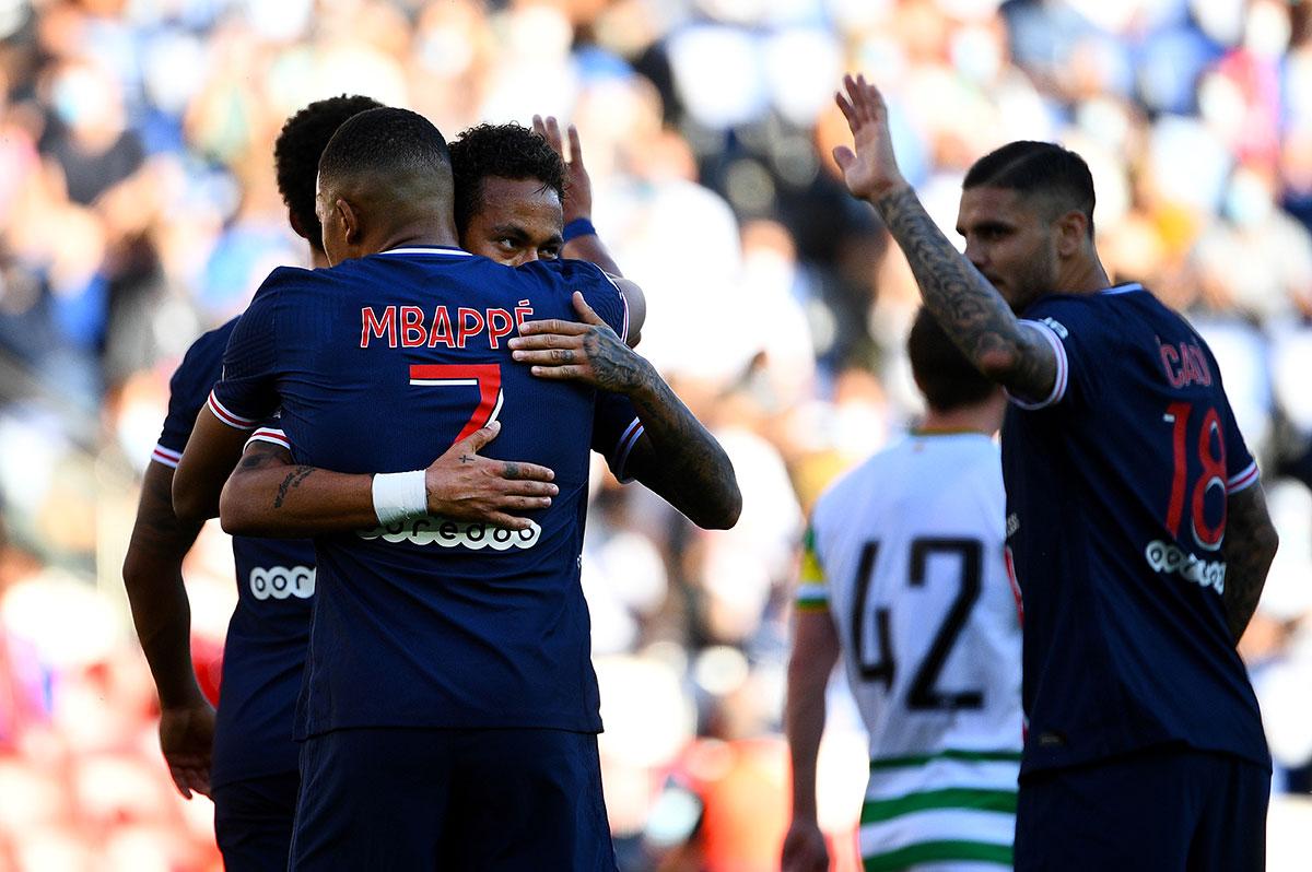 PSG: dernier test réussi pour les adieux de Thiago Silva au Parc