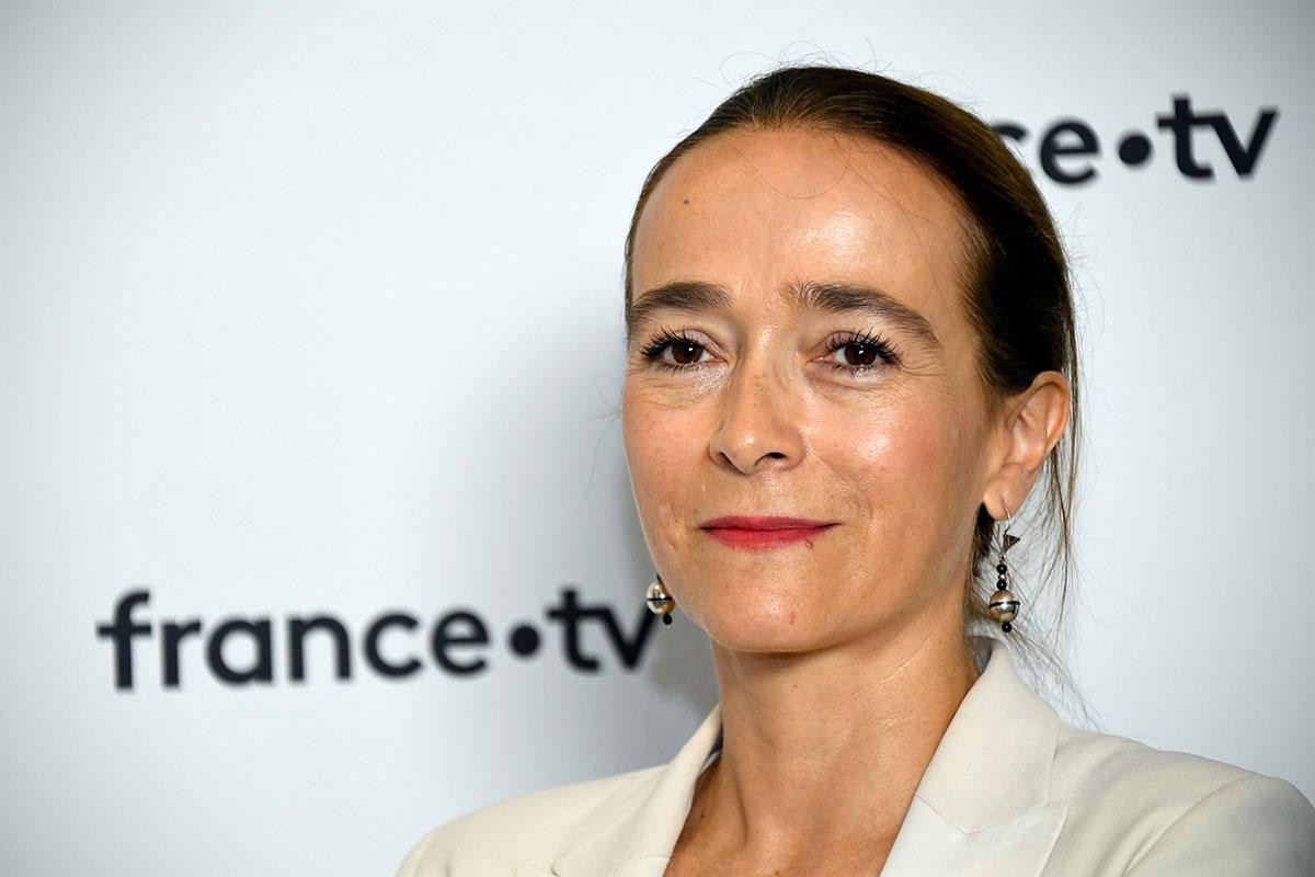 Delphine Ernotte reconduite à la présidence de France Télévisions
