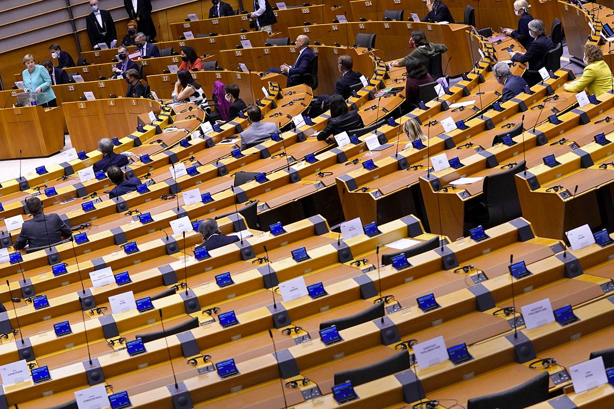 UE: le Parlement européen menace de bloquer le budget proposé par les 27
