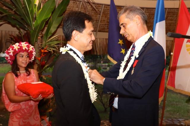 Crédit Haut-Commissariat de la République en Polynésie française.
