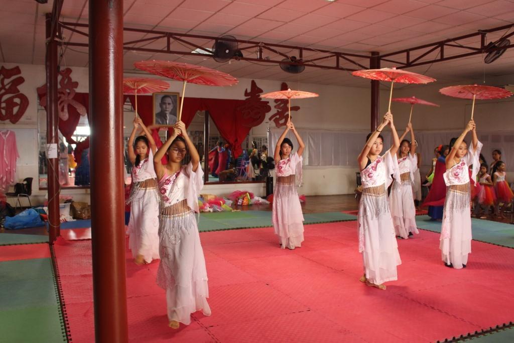 À 10 ans, l'école de danse Li Yune donne son 1er gala