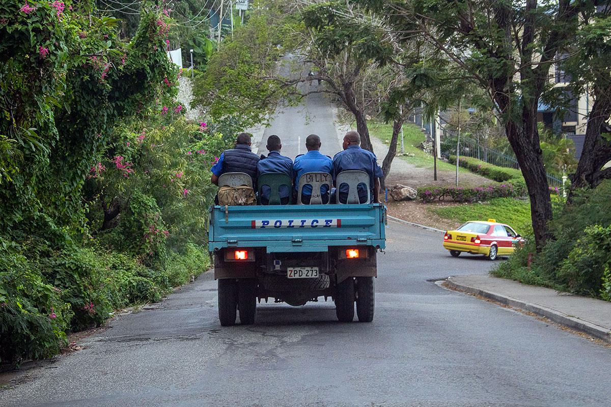 En Papouasie Nouvelle-Guinée, l'épidémie se propage au-delà de la capitale