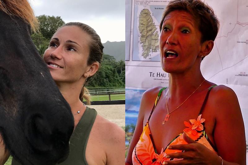 Ces jeunes femmes qui sont la fierté de Raiatea