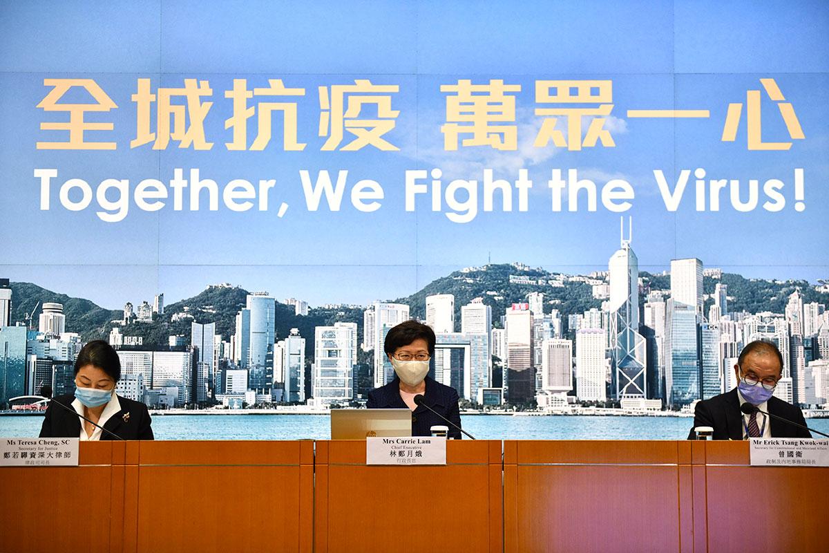 Elections reportées à Hong Kong, où la répression contre les prodémocratie s'intensifie
