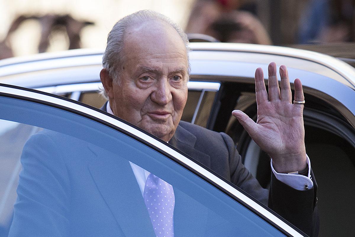 L'ex-roi Juan Carlos serait en République dominicaine, selon les médias espagnols