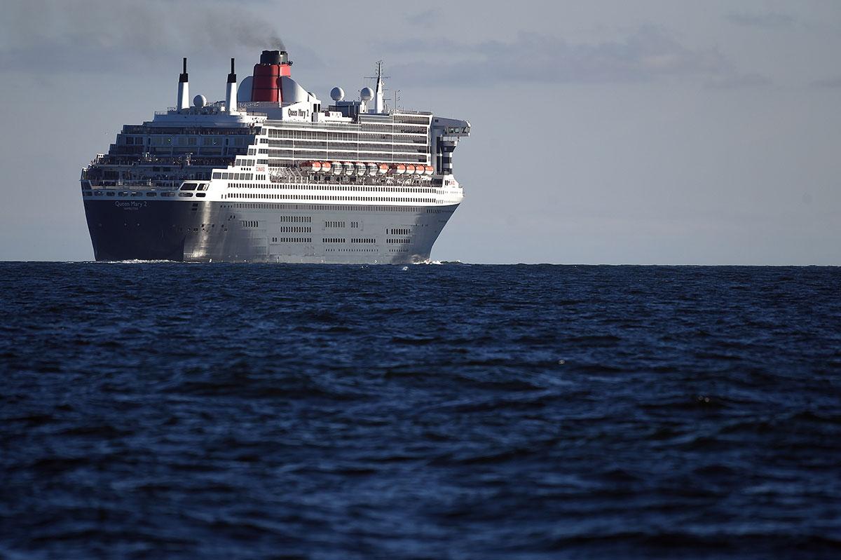 Croisières: l'espoir d'un retour en mer en août commence à prendre l'eau