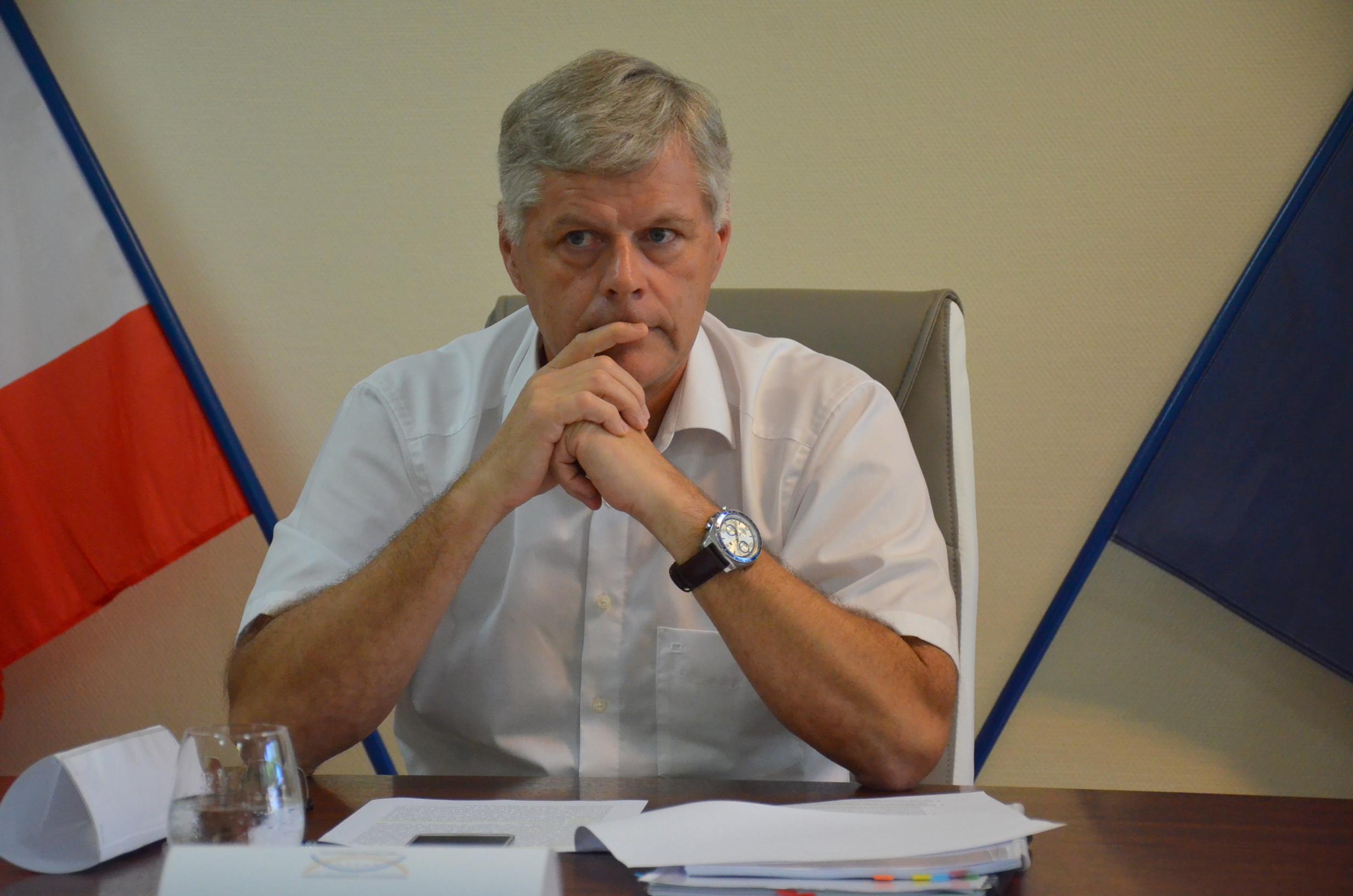 Jacques Mérot a été débarqué lundi de la présidence de l'Autorité polynésienne de la concurrence.