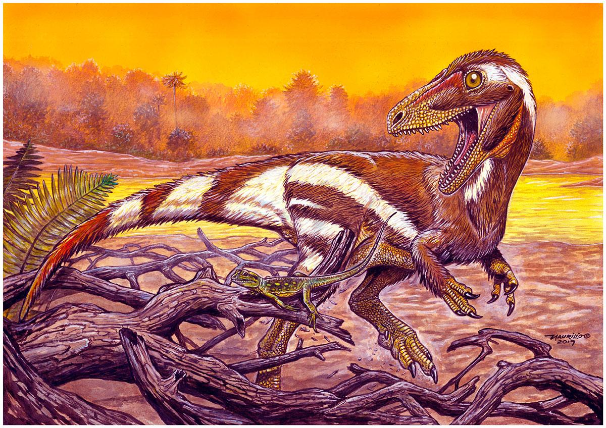 Un premier diagnostic de cancer chez un dinosaure