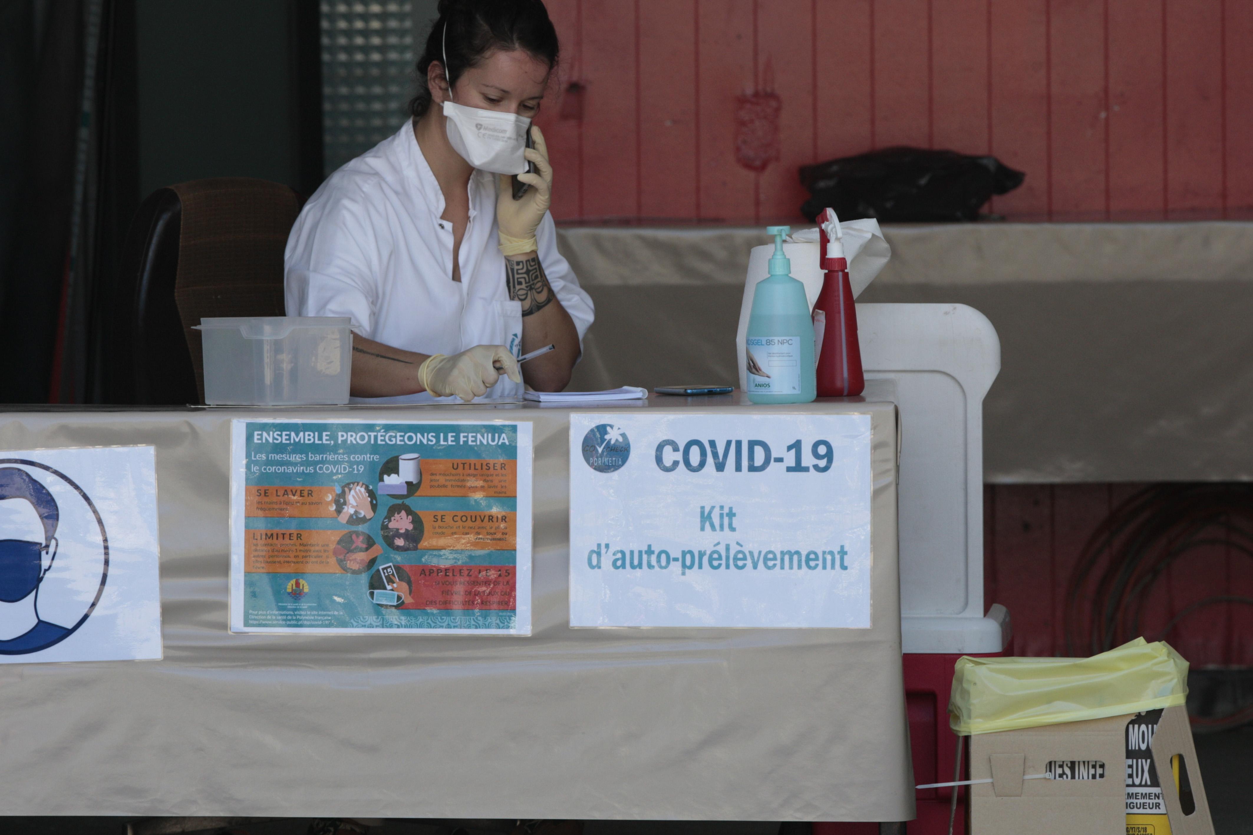 43 nouveaux cas de Covid-19, des analyses toujours en cours