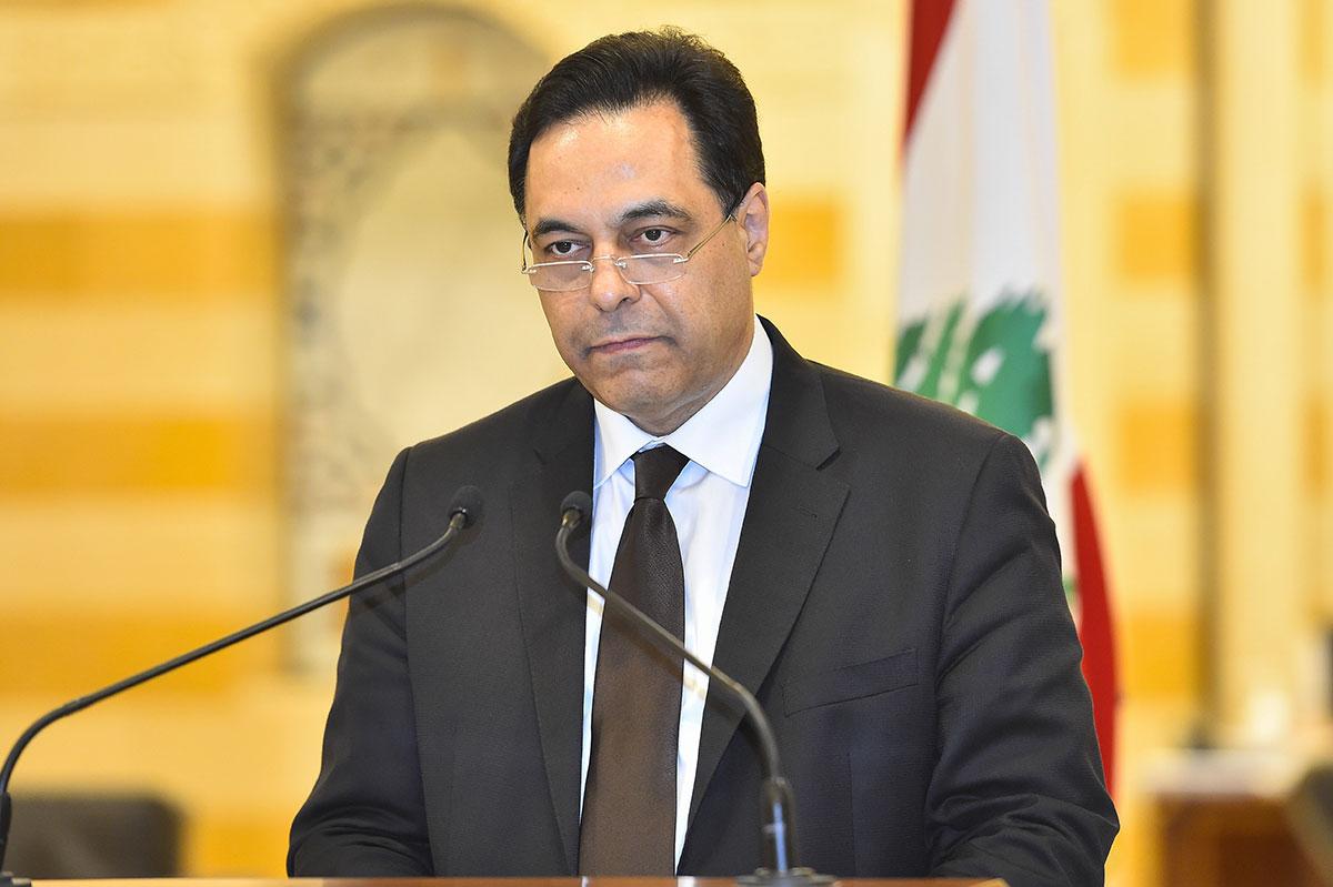 Pour apaiser la rue après l'explosion, la catastrophe de trop pour une nation en crise, le gouvernement Hassan Diab a présenté lundi sa démission.