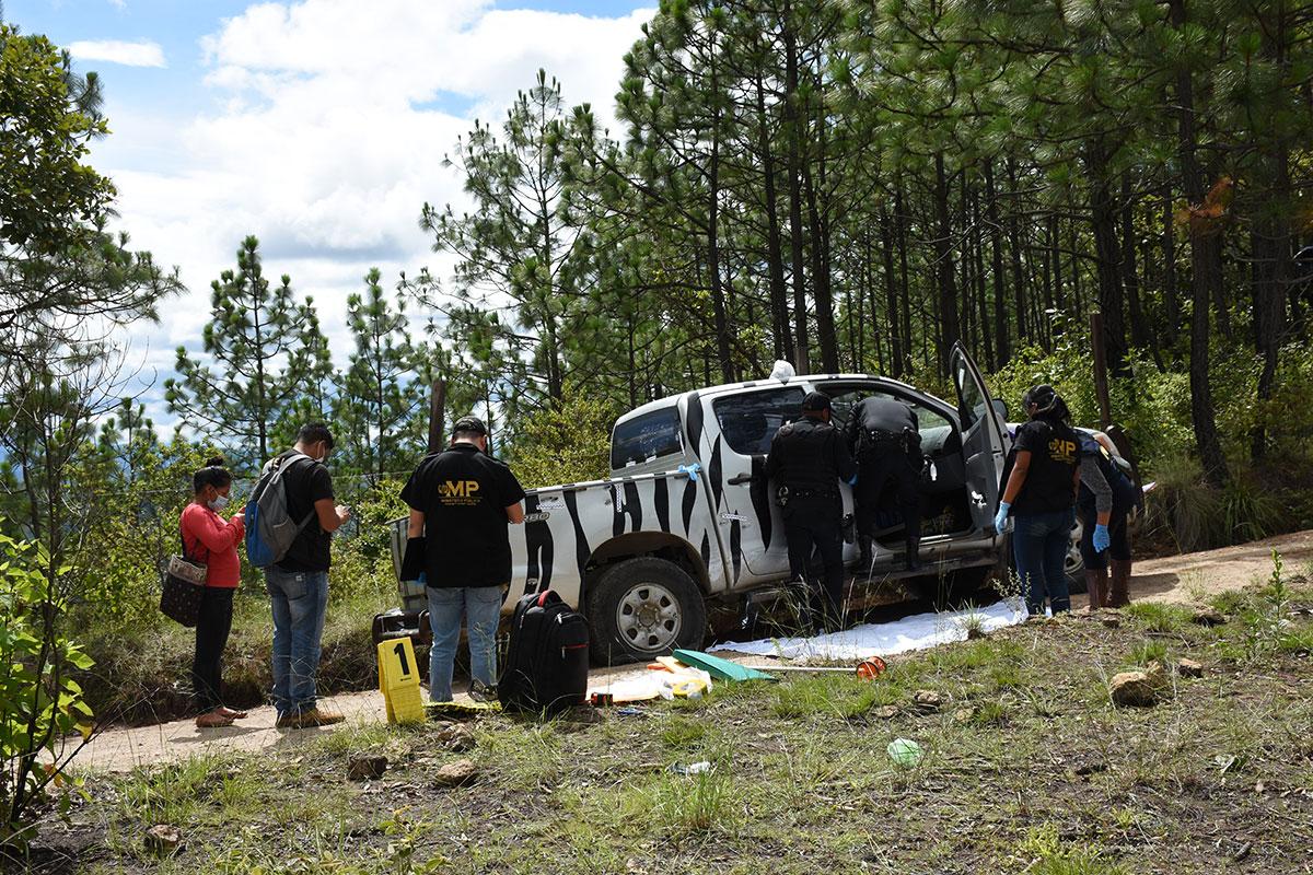 Selon plusieurs médias locaux, Benoît Maria était au volant d'une camionnette lorsqu'il a été tué par balles.