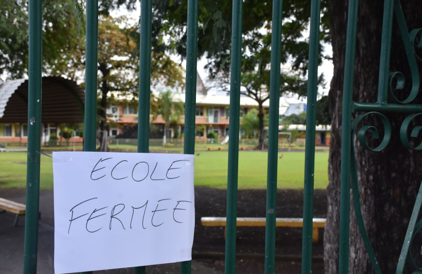 L'école reprend lundi à Fariimata et Putiaoro