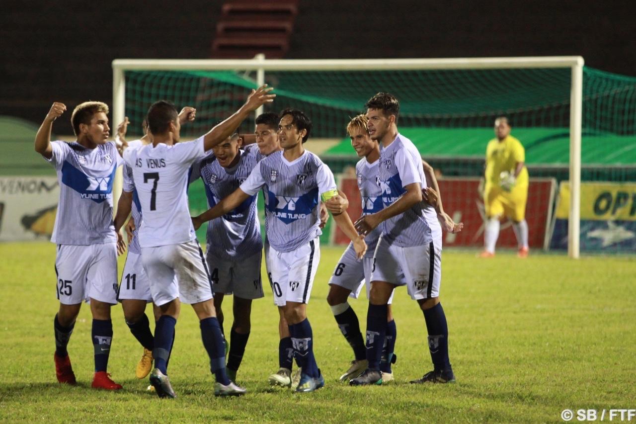 L'AS Vénus avait déjà déposé un recours en juillet dernier pour contester la décision de la Fédération tahitienne de football d'accorder à l'AS Tiare Tahiti la place qualificative pour la prochaine Coupe de France.