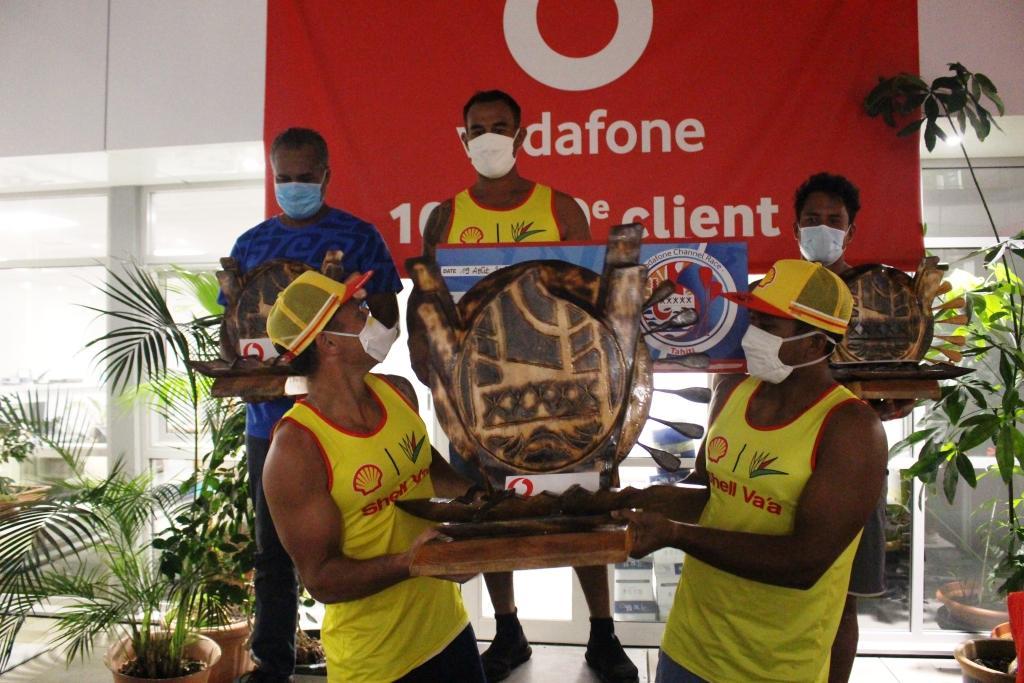 """Vodafone Channel Race, """"une course d'envergure internationale"""""""