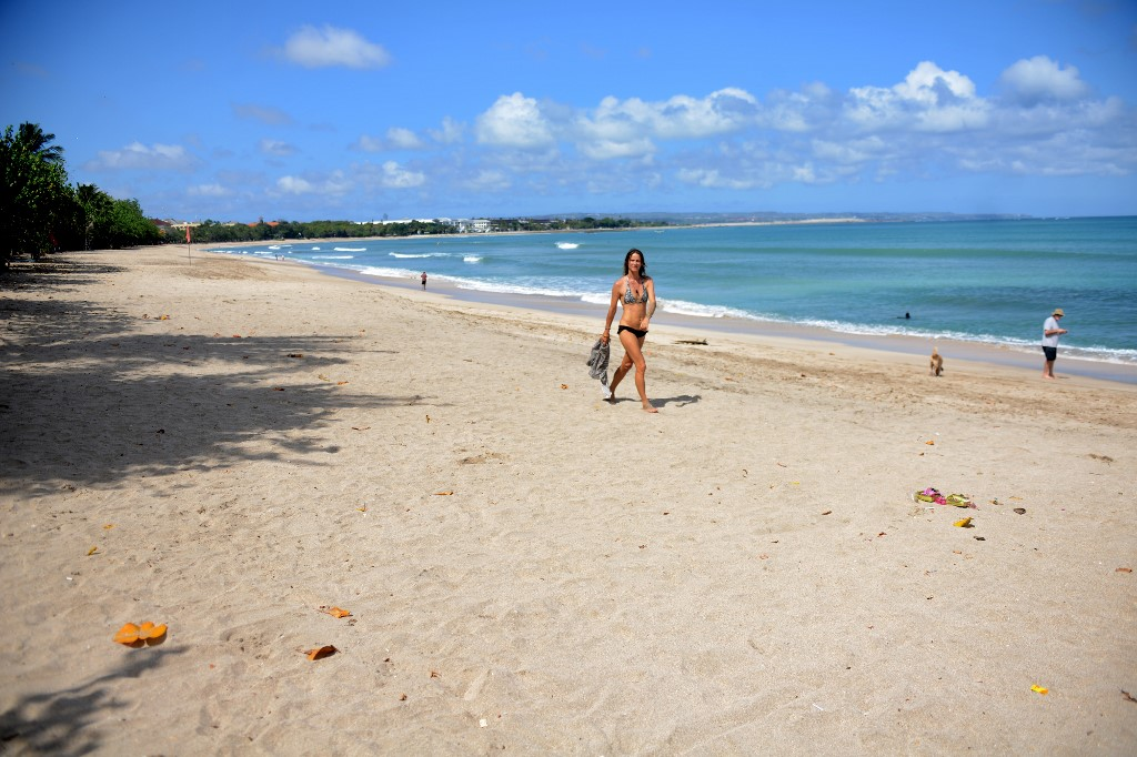 Coronavirus: Bali n'accueillera pas de touristes étrangers avant fin 2020