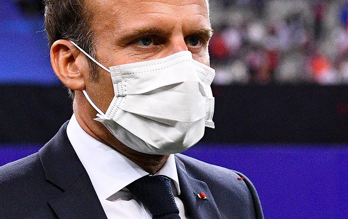 """Covid-19: Macron promet des """"règles claires partout"""""""