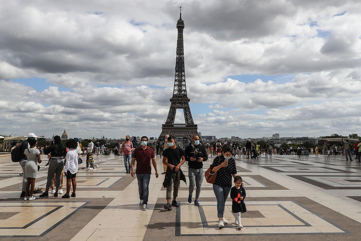 """Coronavirus: la Belgique place Paris en """"zone rouge"""" pour y restreindre les déplacements"""