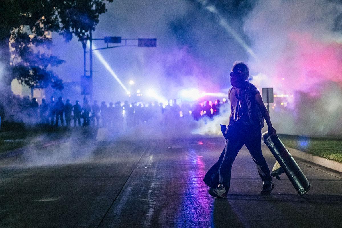 Etats-Unis: deux morts en marge de protestations antiracistes