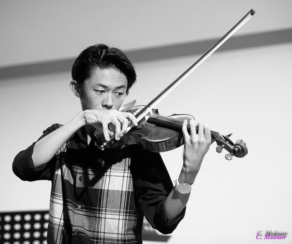 Tommy Yeung, passion musique